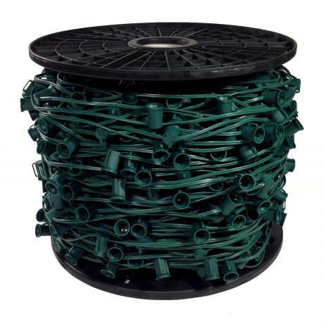 C9 spool green 1000